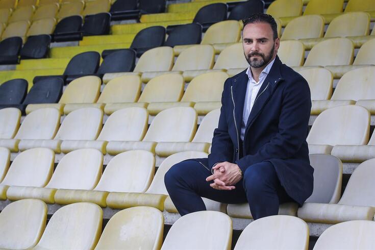 Ricardo Sousa deixou o comando técnico do Beira-Mar