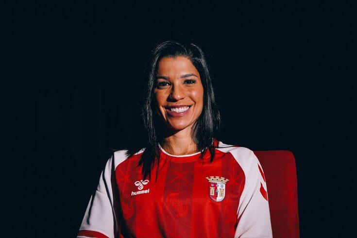 Paulinha é reforço do Braga