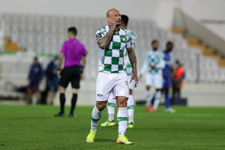 Oficial: Rafael Martins fica no Moreirense mais um ano