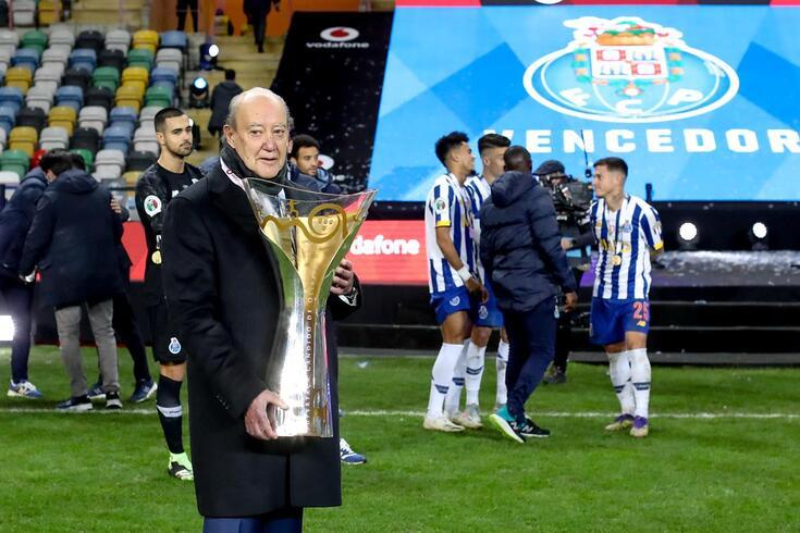 Aveiro, 23/12/2020 - O Futebol Clube do Porto recebeu esta noite o Sport Lisboa e Benfica no Estádio