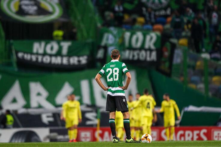 Sporting perde em Alvalade e complica situação na Liga Europa
