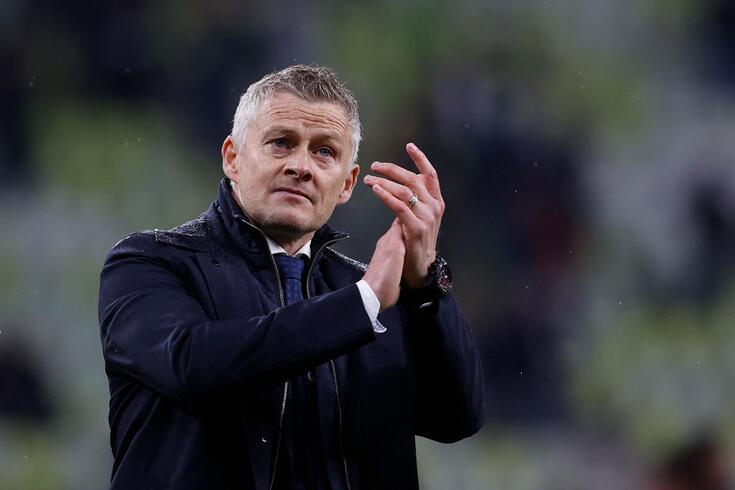 Solskjaer, treinador do Manchester United