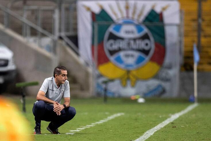 Renato Paiva, treinador português do Independiente del Valle