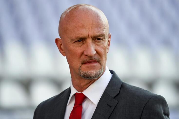 Marco Rossi, selecionador da Hungria