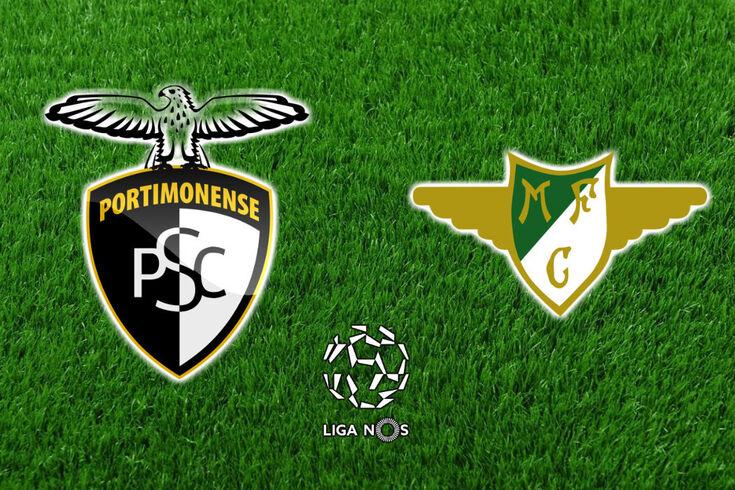 DIRETO | Portimonense-Moreirense