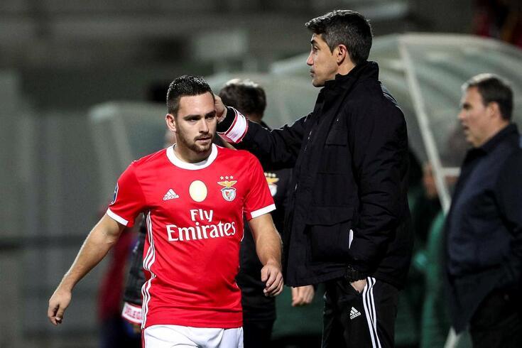 Mesmo sem jogar, Zivkovic prefere ficar no Benfica