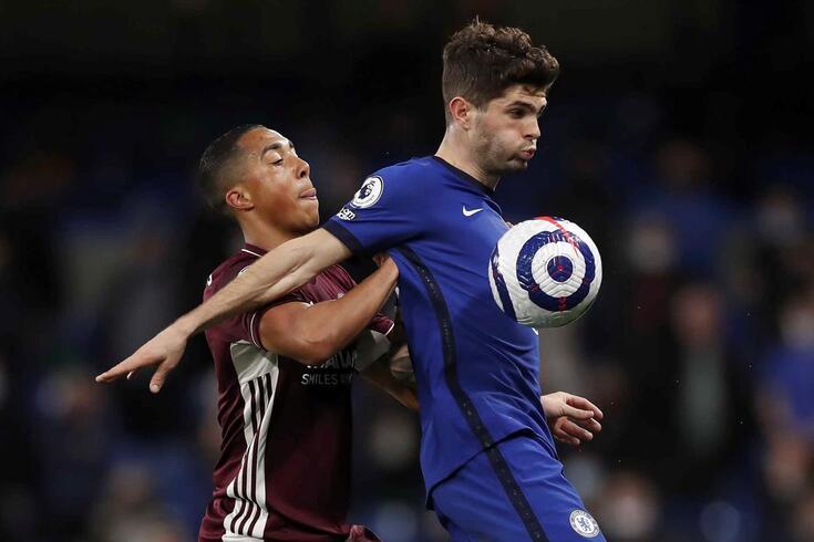 Chelsea venceu o Leicester