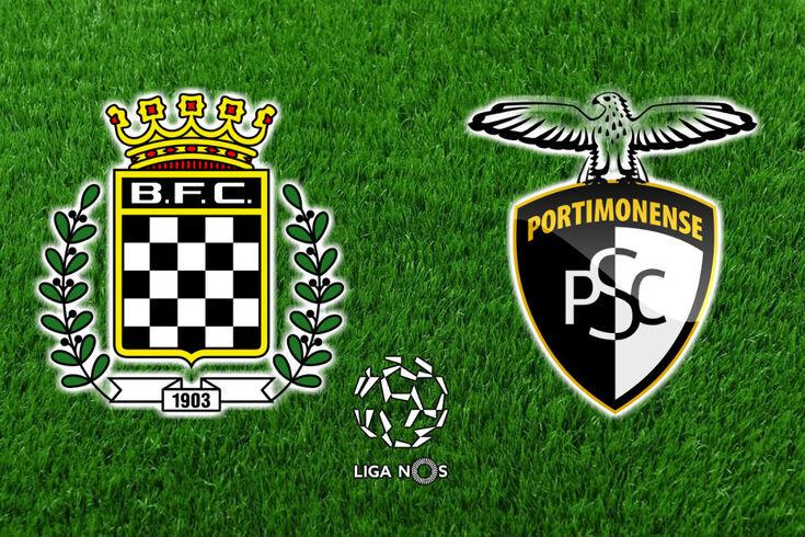 DIRETO   Boavista-Portimonense