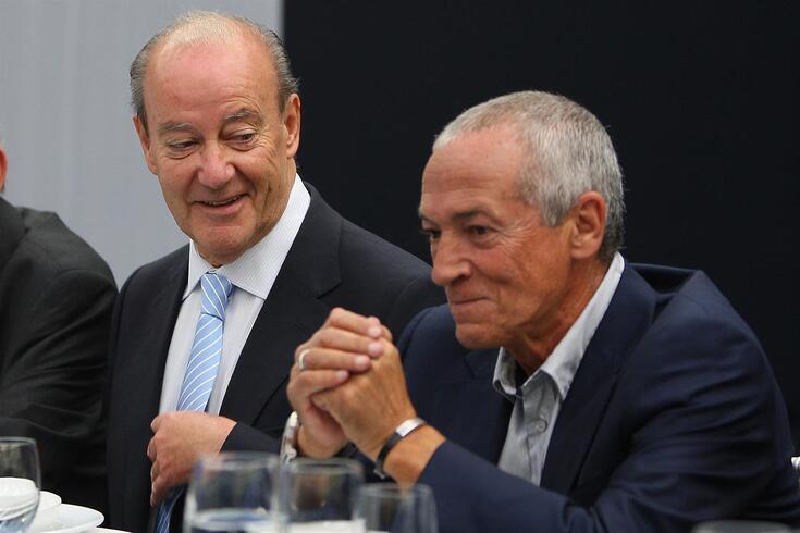 Pinto da Costa e Jesualdo Ferreira