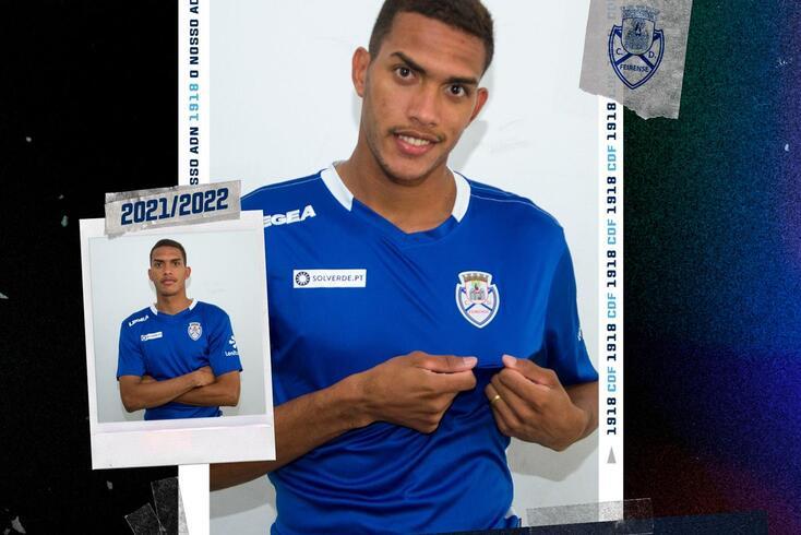 Jorge Teixeira, novo reforço do Feirense