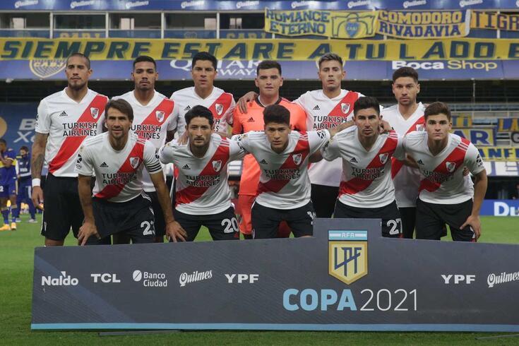 River Plate: surto de covid-19 deixa equipa com 10 jogadores e sem guarda-redes
