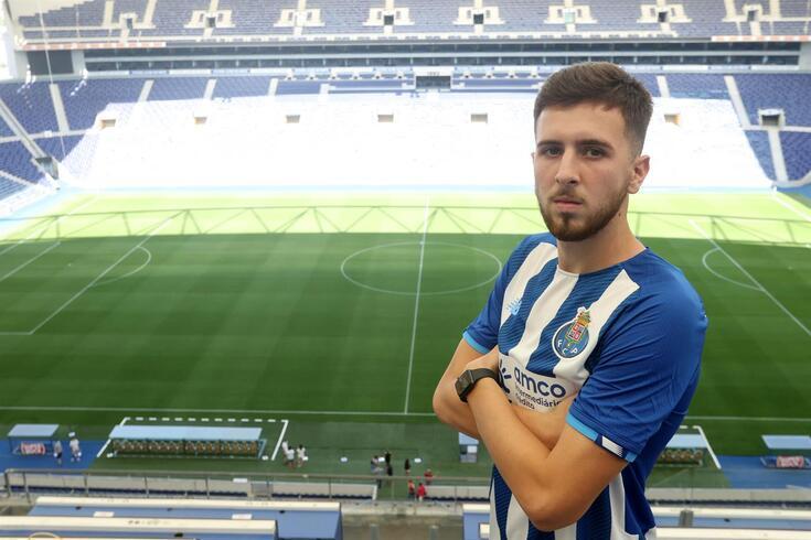Wesley é reforço do FC Porto B