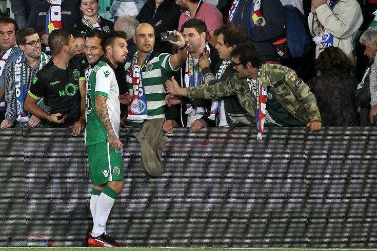 Iuri Medeiros formou-se no Sporting