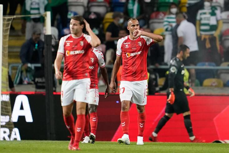 Braga ficou no quarto lugar do campeonato 2020/21