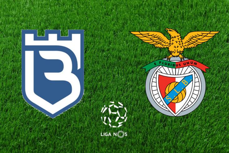 DIRETO | Belenenses-Benfica