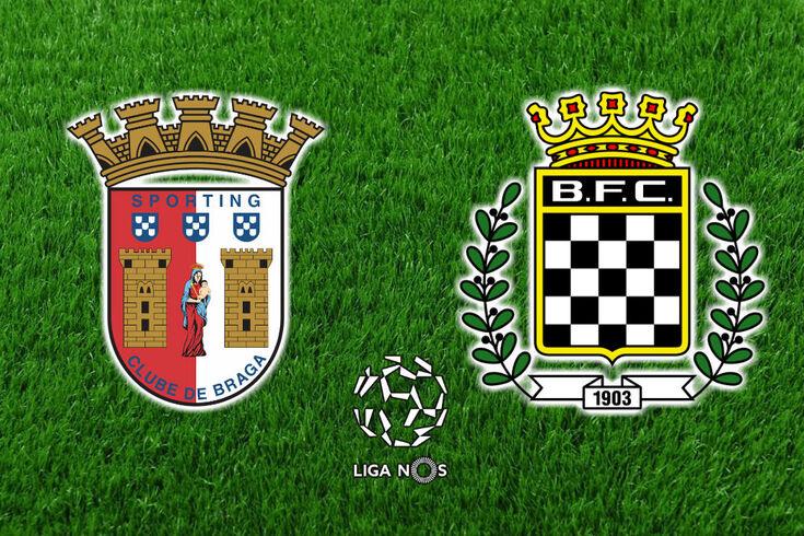 DIRETO | Braga-Boavista