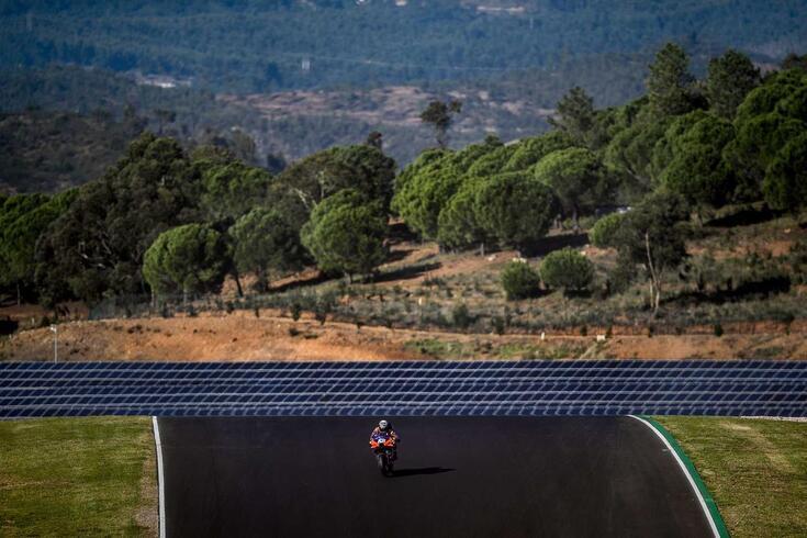 Autódromo Internacional do Algarve, em Portimão, volta a receber o MotoGP