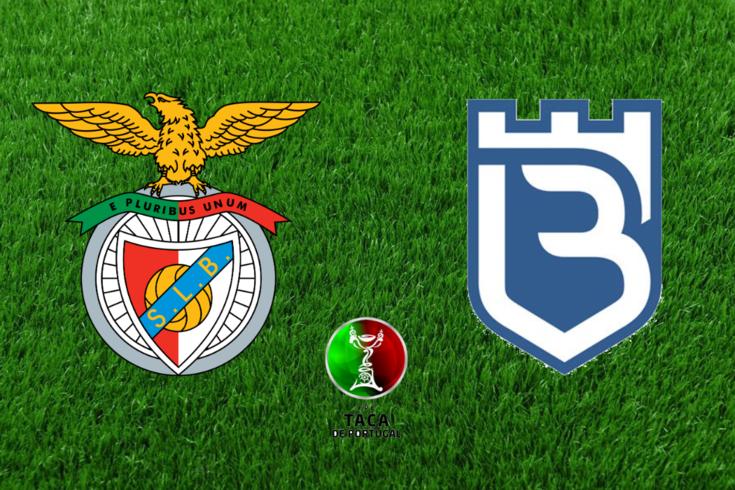DIRETO | Benfica-Belenenses