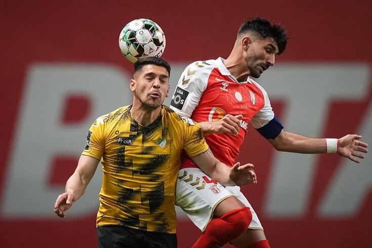 Sporting e Braga não se entendem no processo de Esgaio