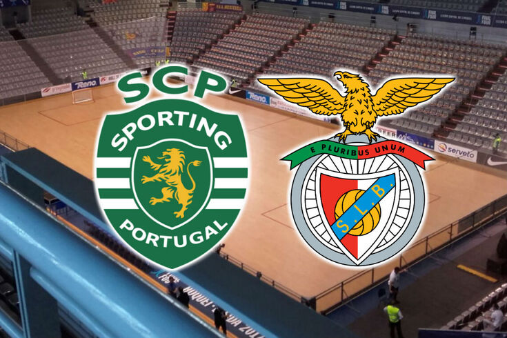 DIRETO HÓQUEI EM PATINS | Sporting-Benfica