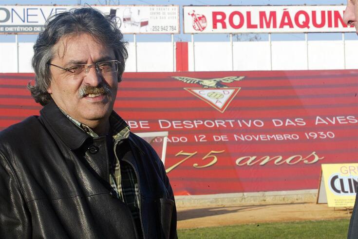 António Freitas é candidato à presidência do Aves