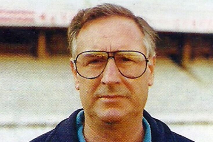 Vicente Cantatore, antigo treinador chileno