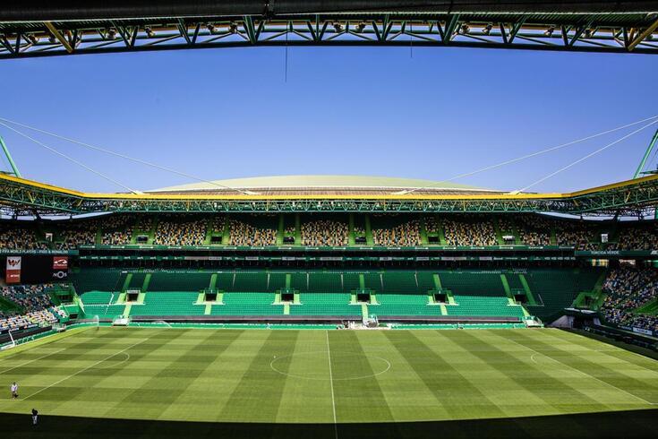 Sporting coloca bilhetes à venda para o Vizela: condições e informações úteis