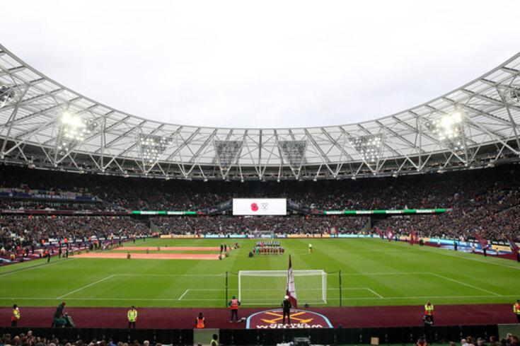 West Ham avalia hipótese de colocar adeptos no estádio por videoconferência