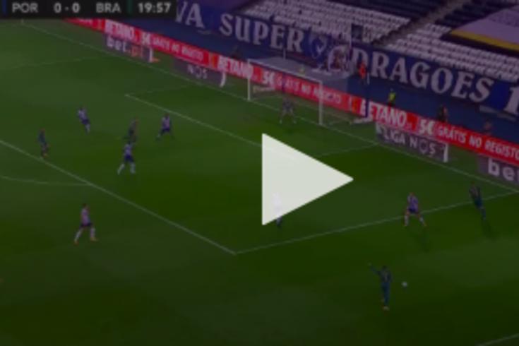 FC Porto venceu o Braga na estreia no campeonato