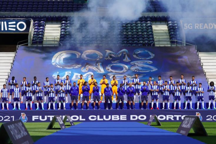 FC Porto revelou a numeração do plantel