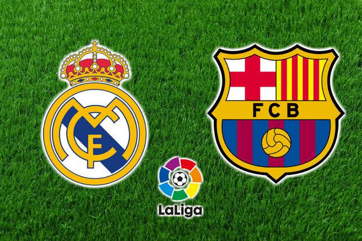 DIRETO | Real Madrid vence Barcelona