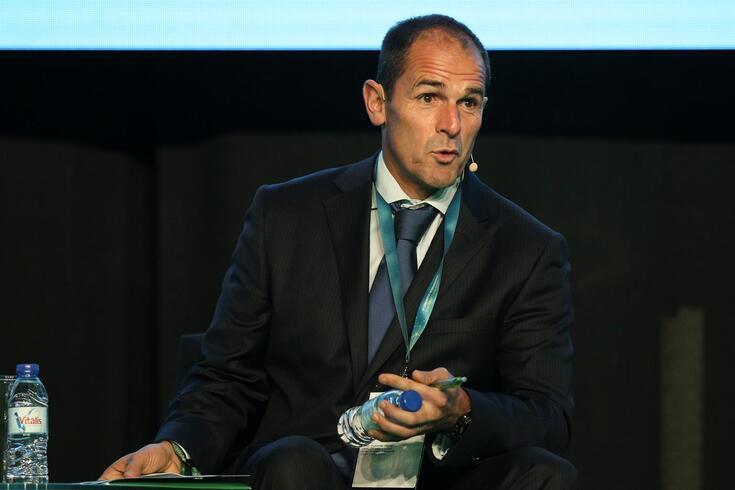Tomaz Morais, diretor da formação do Sporting