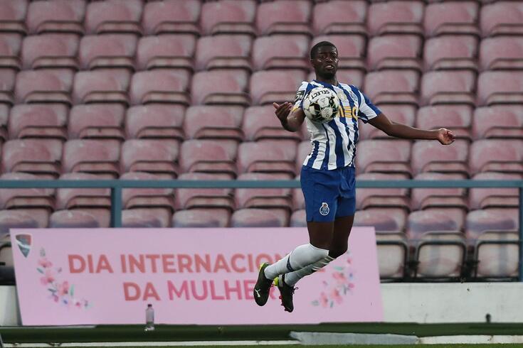 Nanu tem 16 jogos e um golo pelo FC Porto.