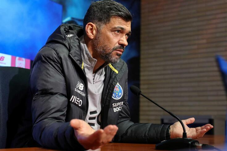 Vila Nova de Gaia, 06/03/2020 - Conferência de imprensa do FC Porto no Centro de treinos e formação Desportiva