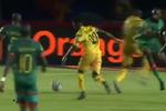 Diaby marcou um golaço frente à Mauritânia