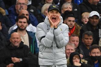 Thomas Tuchel, atual treinador do Chelsea