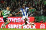 Marega é figura-chave no FC Porto de Sérgio Conceição