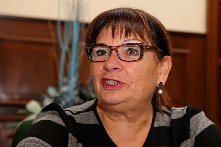 Isilda Gomes, autarca de Portimão