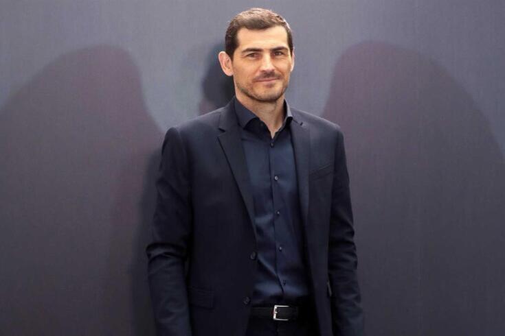 Iker Casillas foi um dos grandes guarda-redes do futebol europeu