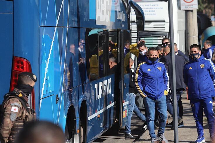 Boca Juniors foi eliminado da Libertadores e com polémica à mistura