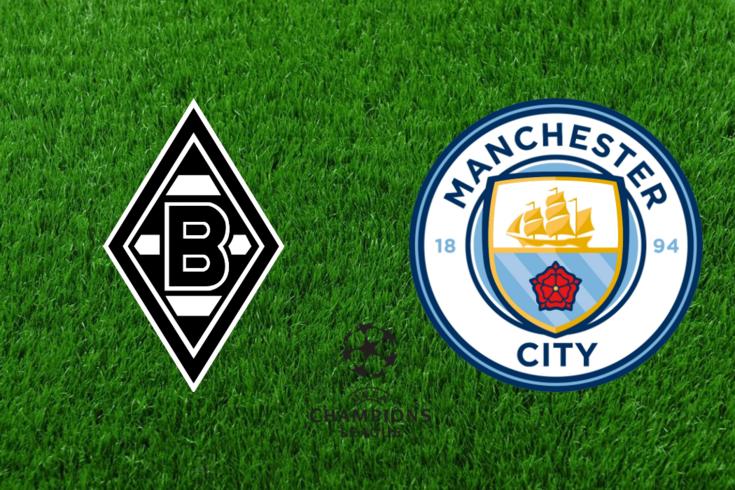 DIRETO | Borussia Monchengladbach-Manchester City