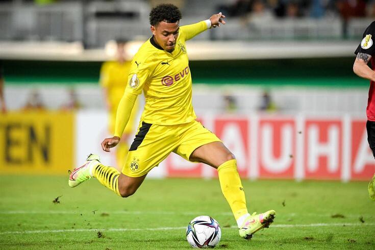 Donyell Malen - PSV Eindhoven - Borussia Dortmund (30 M€)