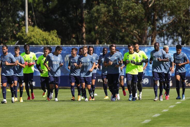 FC Porto prepara a nova temporada