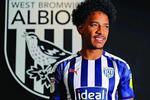 Matheus Pereira reforçou o West Bromwich. Do Sporting não guarda mágoa