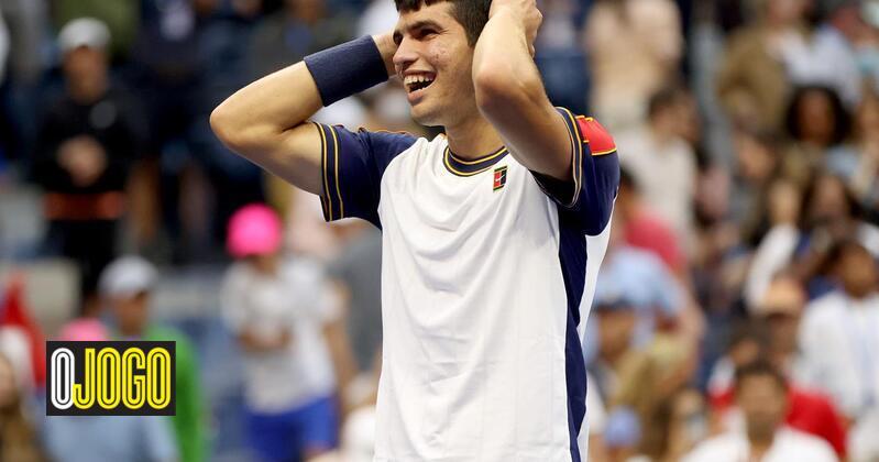 Photo of Carlos Alcaraz faz história e Sabalenka confirma quartos de final do US Open | O Jogo