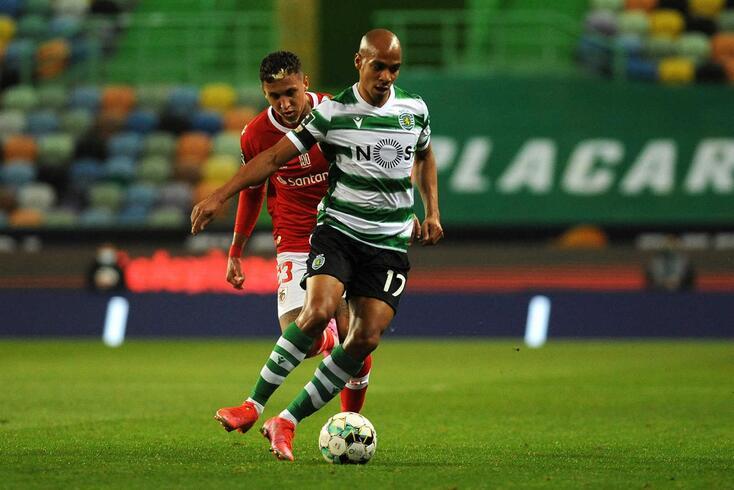 João Mário está em vias de assinar pelo Benfica