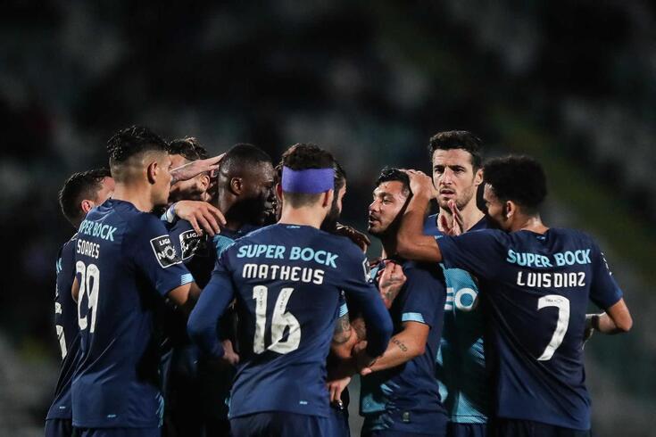 TRIBUNAL O JOGO: há alguma irregularidade no primeiro golo do FC Porto em Setúbal?