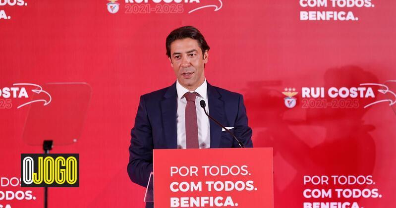 Rui Costa explica candidatura às presidência do Benfica: