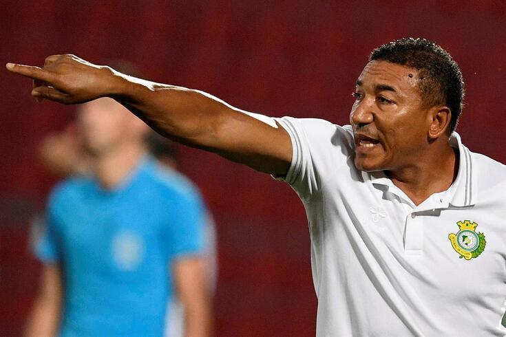 Lito Vidigal, treinador do V. Setúbal