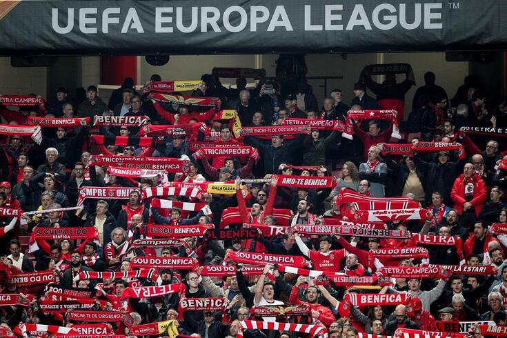 """Benfica aplaude """"exemplar condenação"""" do FC Porto no caso dos e-mails"""